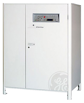 General Electric SitePro 200 kVA prepared for 12 pulse rectifier w/o galv. separation