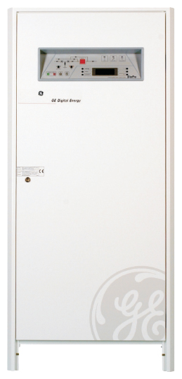 General Electric SitePro 40 kVA with 6 pulse rectifier